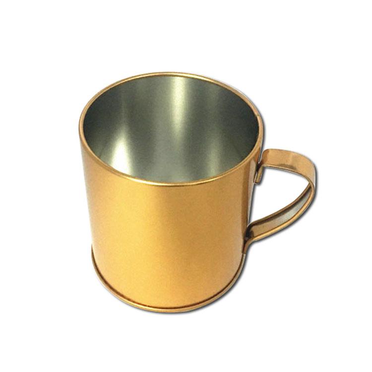 杯形马口铁罐